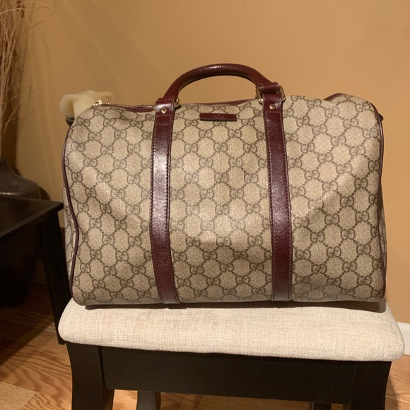 5c9c6e17fb97cc Gucci Bags | Joy Boston Satchel | Poshmark